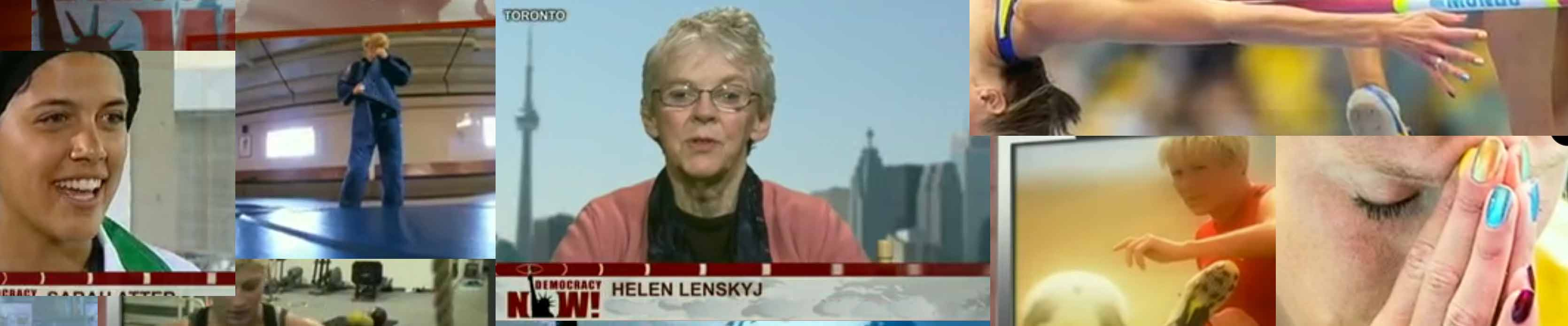 Selected Media with Helen Jefferson Lenskyj