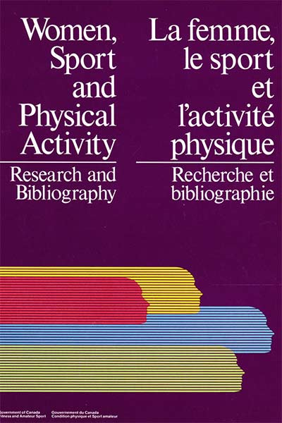 Women, Sport, and Physical Activity: Research and Bibliography by Helen Jefferson Lenskyj