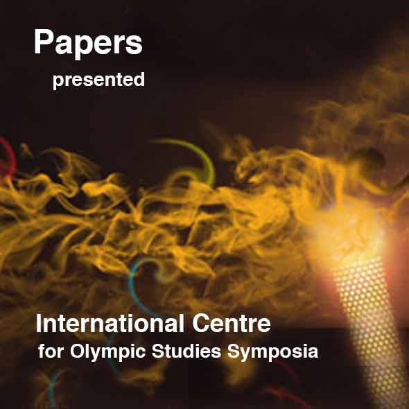 Link to Papers presented to the International Centre for Olympic Studies Symposia